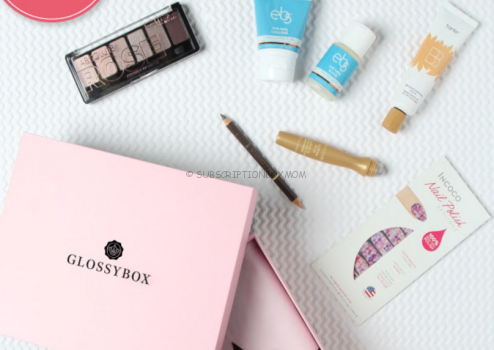 Glossybox March 2017 50% Coupon