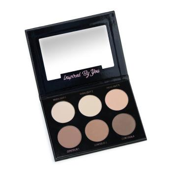 IBY Powder Highlight & Contour Palette