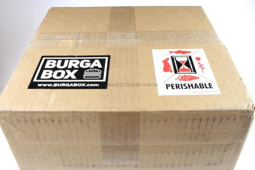 BurgaBox March 2017 Subscription Box Review