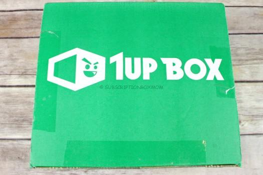 "1Up Box ""Team"" March 2017 Review"
