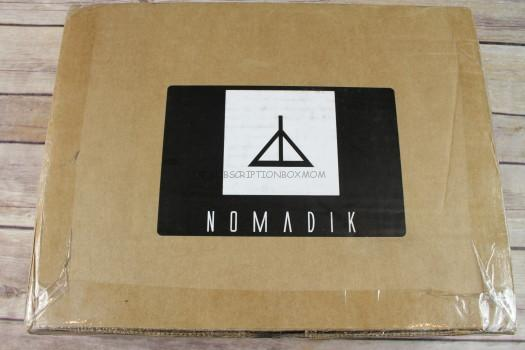 Nomadik March 2017 Subscription Box Review