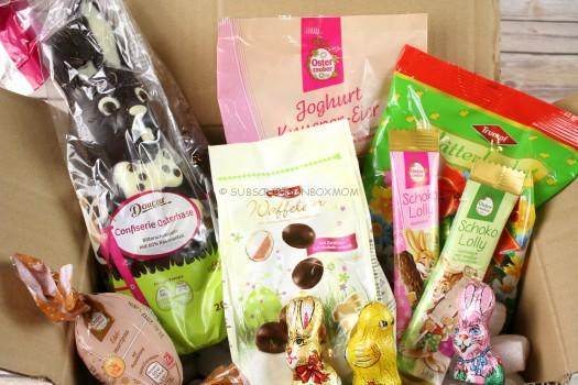 2017 Easter Candy German Box