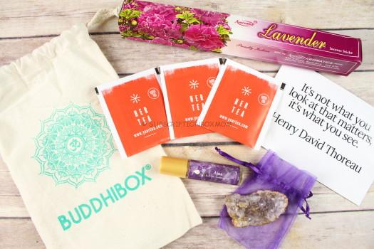 BuddhiBox BBEO April 2017 Review