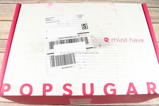 POPSUGAR Must Have Box April 2017 Review