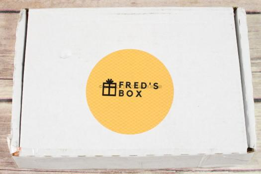 Fred's Box April 2017 Review