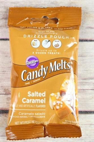 Wilton Candy Melts in Salted Caramel