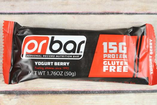 PR Bar in Yogurt Berry