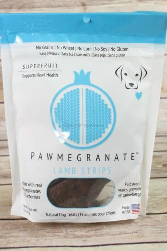 Pawmegranate Lamb Strips