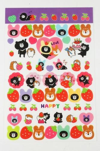 Kawaii Happy Animals