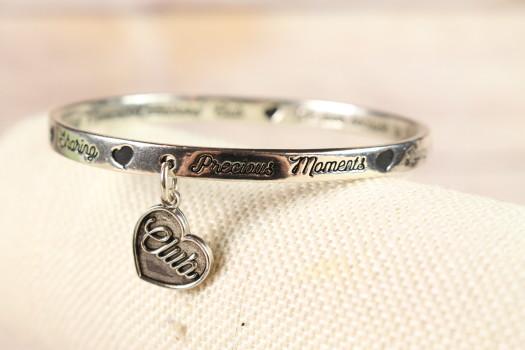 Precious Moments Bangle Bracelet