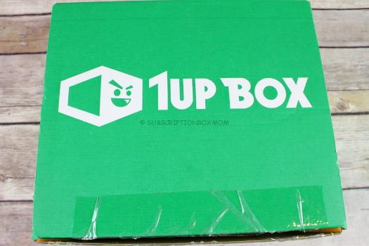 "1Up Box ""Action"" April 2017 Review"