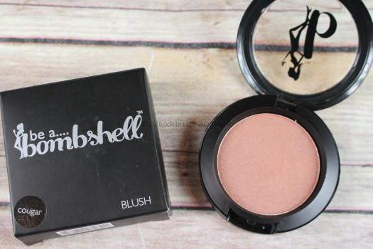 Be A Bombshell Blush in Cougar