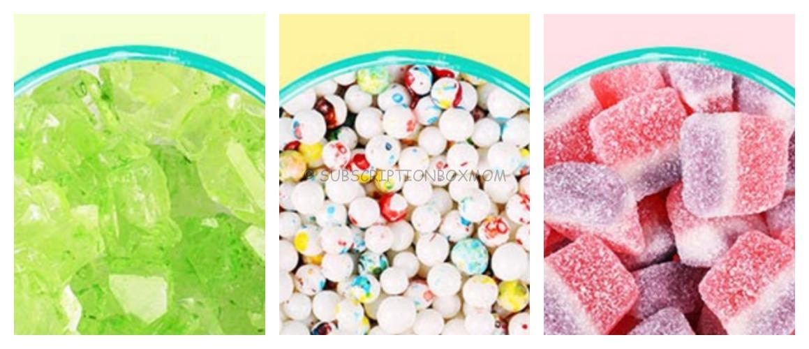 NEW April 2017 Candy Club Candy