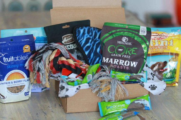 The Dollar Pet Club Subscription Box Mom