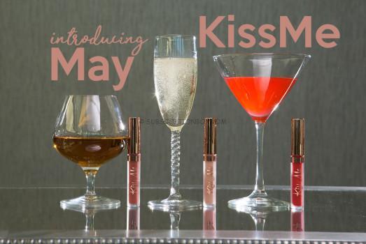 May 2017 KissMe Lipstick Club FULL Spoilers