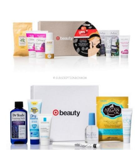 Target April 2017 Beauty Boxes Now Available