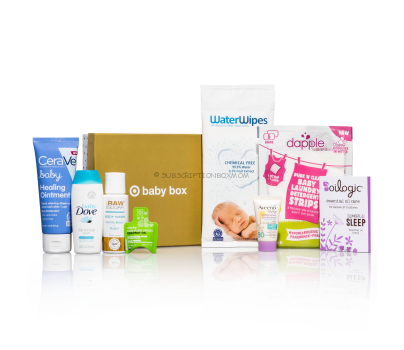 Target Baby Box Now Available