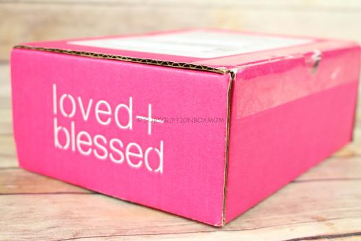 Loved & Blessed June 2017 Review