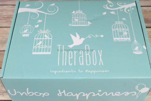 Therabox April 2017 Subscription Box Review