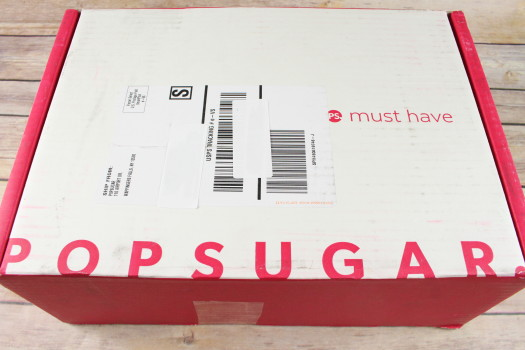 POPSUGAR Must Have Box May 2017 Review