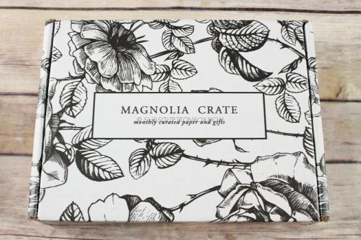 Magnolia Crate May 2017 Review