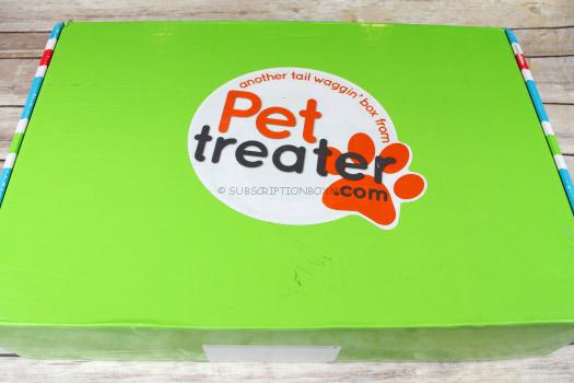 Pet Treater Box May 2017 Review