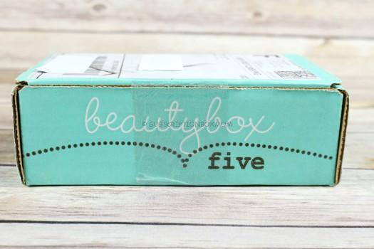 Beauty Box 5 May 2017 Review
