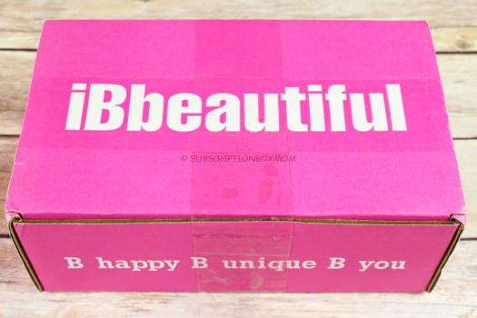 iBbeautiful April 2017 Review