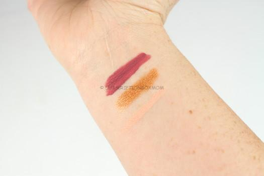 Beauty Box 5 Swatches