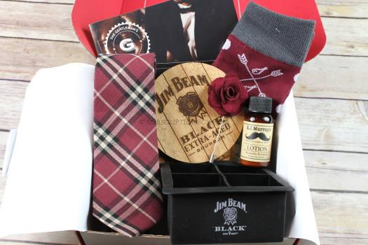 Gentleman's Box May 2017 Review