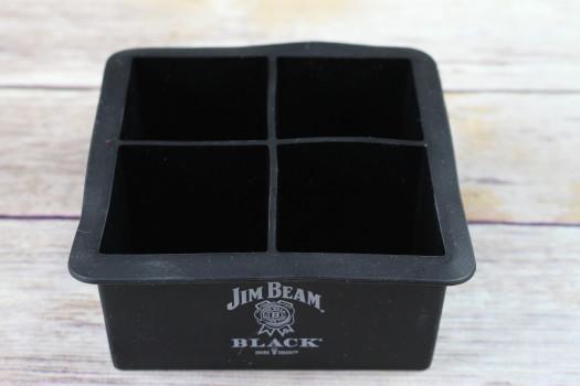 Jim Beam Black Ice Tray