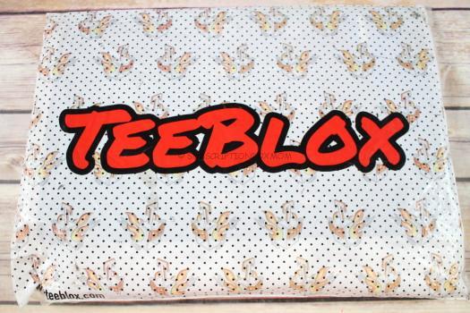 TeeBlox May 2017 Review