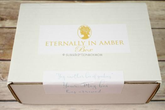 Eternally in Amber May 2017 Review