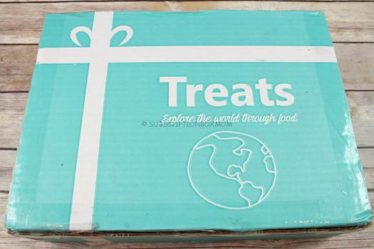 Treats May 2017 International Snack Review