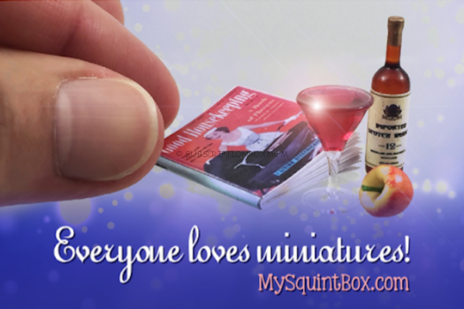 SquintBox Miniature Coupon