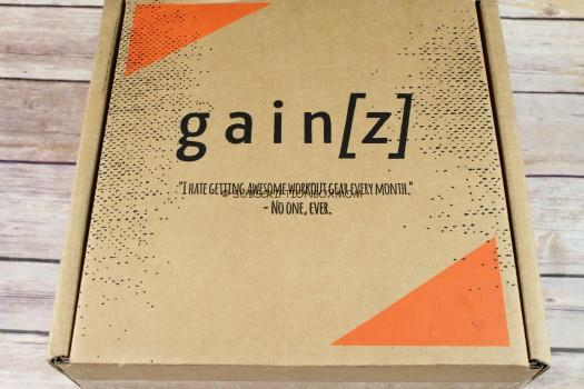 Gainz Box August 2017 Spoiler