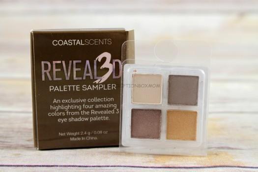 Coastal Scents Revealed 3 Palette Sampler