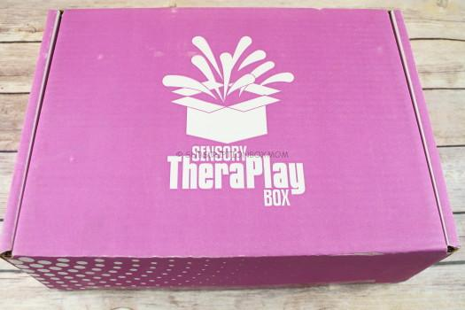 Sensory TheraPlay Box July 2017 Review