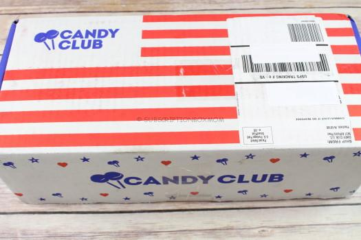 Candy Club July 2017 Review