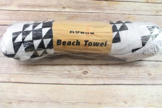 Beach Towel Roundie