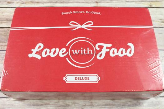 Love with Food July 2017 Deluxe Reviews