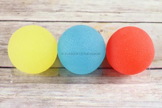 Unbreakable Squeezy Stress Balls