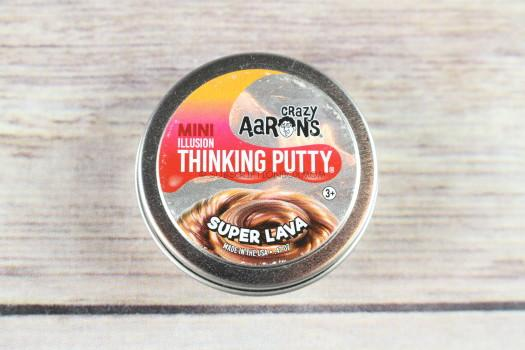 Crazy Aaron's Mini Illusion Thinking Putty