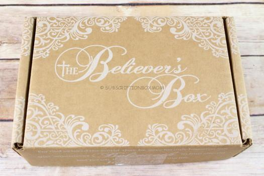 The Believer's Box July 2017 Review