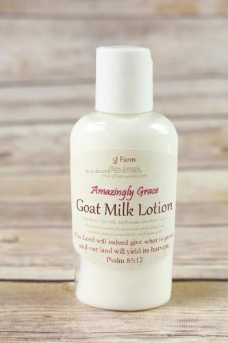 Amazingly Grace Goat Milk Lotion
