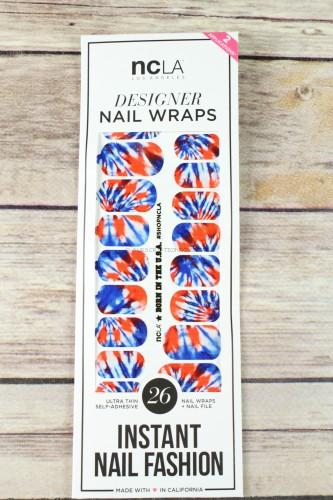 Born in the USA Nail Wraps