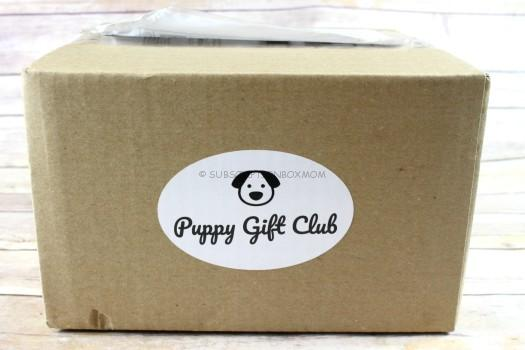 Puppy Gift Club July 2017 Review