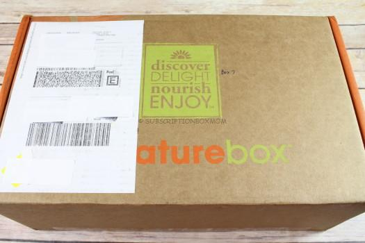 Naturebox July 2017 Review