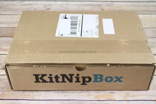 KitNipBox July 2017 Cat Subscription Box Review