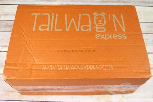 TailWag'N Express July 2017 Review